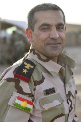 Iraqi solider